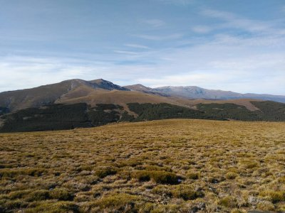 Trekking route to El Chullo + Accommodation