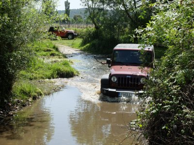 4x4 tour in mountains of Sierra de Gredos