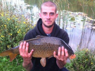 Rosliston Forestry Centre Fishing