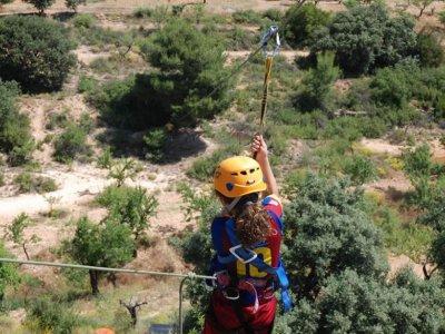 3 h Multi-adventure circuit in Cazorla