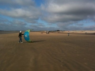 Kitesurfing Course 1 Day Camber