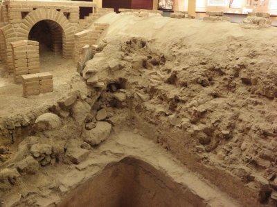 Subterranean Tour in Toledo
