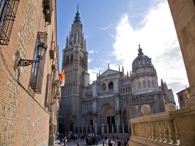 Guided tour to Toledo cathedral