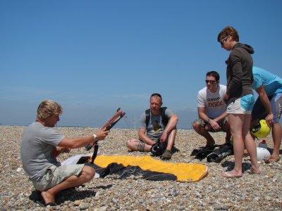 Kitesurfing Course 2 Days Camber