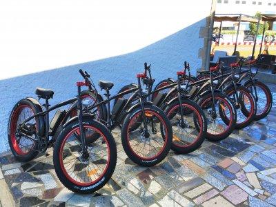 Electric Bike Rental in Bierzo - Fat Bike 2h