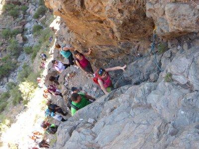 Trekking7 Escalada