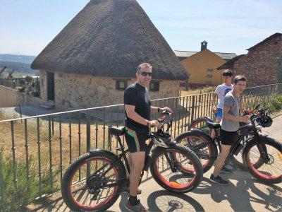 Electric Fat Bike Rental in Bierzo - Full day