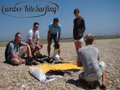 Kite Buggy Course Camber