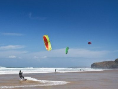 Power Kite Experience Camber