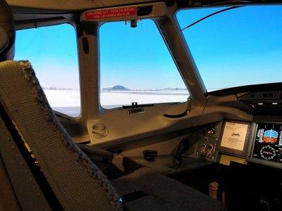Complete Flight Simulator + Diploma, Barcelona
