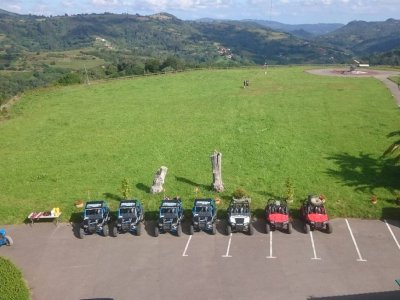 Private buggy tour from Calaf, 2 hours