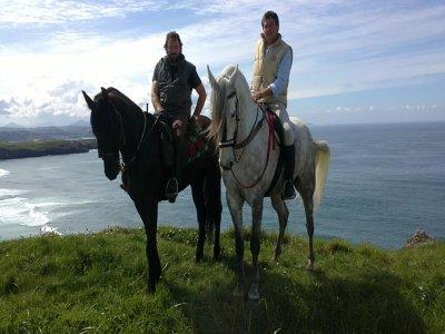 1h Initiatory lesson horse riding, Siero