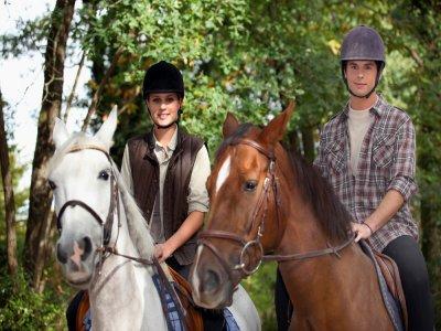 Horse Riding Route + Picnic, Sierra de Guadarrama