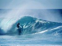 Half day surf