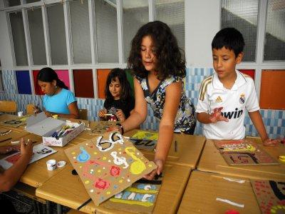 Colegio Rías Altas Campamentos Urbanos