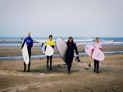 Full Day Surf Equipment Hire Wales