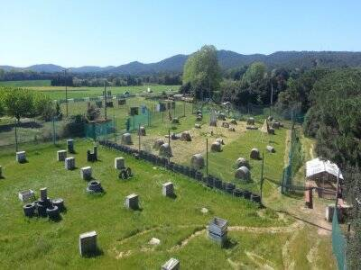 Paintball in Torrent D'emporda 2 hrs