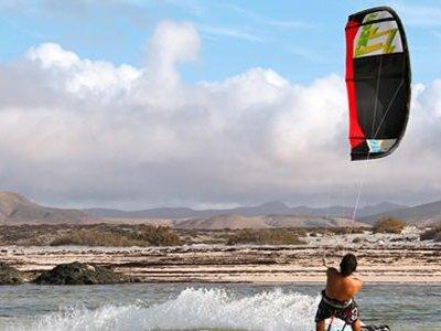 Kiteboarding basic training, Almeria 3 hours