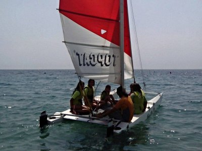 Windsurf course in Almería with accomodation