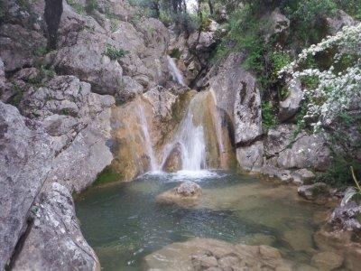 Canyoning Pajaruco Beginners, 5hours
