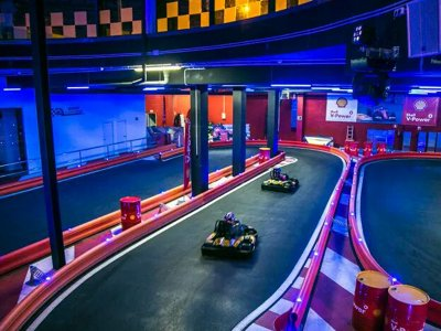 Karting circuit for adults in Barcelona