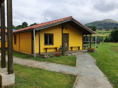End-of-course trip + lodging in Cantabria.