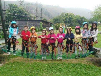 Parque Cabuerniaventura Campamentos Multiaventura