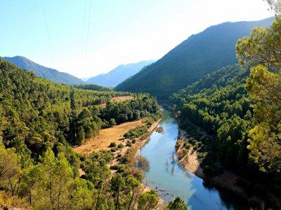 Multi adventure camp in Sierra Cazorla schools
