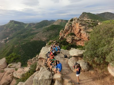 Camp in Cazorla 4 days for schools