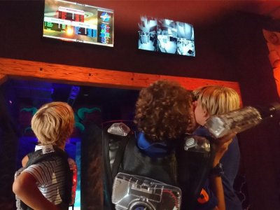 Laser Tag B-Day & Snack, Castelldefels