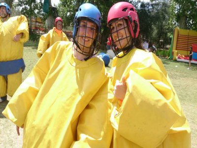 Yellow humor tests, adults, Tres Cantos, 2.30h