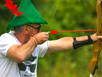Archery adventure experience
