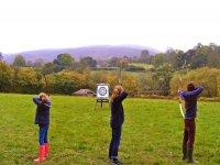 Archery Family Experience