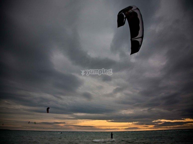 Kitesurfing Taster session
