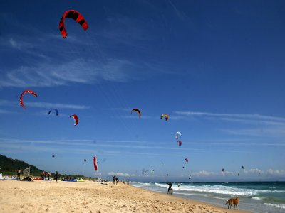 1 Day Kitesurfing Course for 2 Greatstone, Kent