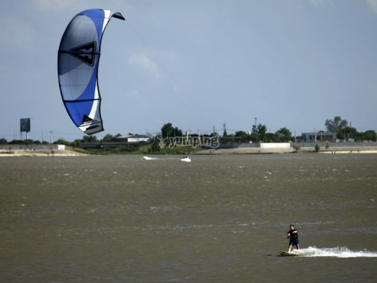2 day kiteboarding