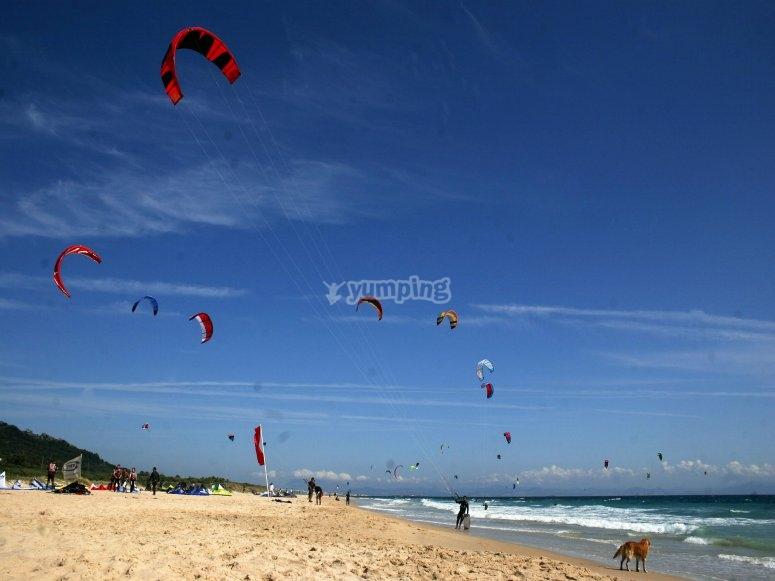 3 day kitesurfing