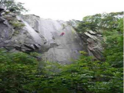 High Borrans Outdoor Education Centre Climbing