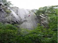Climbing in the Lake District