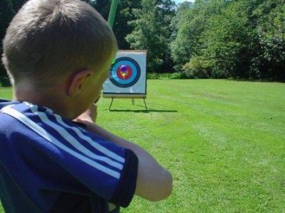 High Borrans Outdoor Education Centre Archery