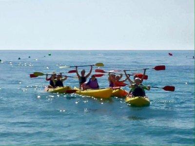 Canoeing in Almería 1 hour