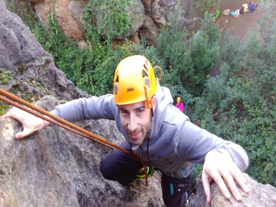 Stag/hen do: climbing for 5 people