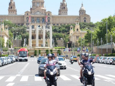 3 days visit to Barcelona
