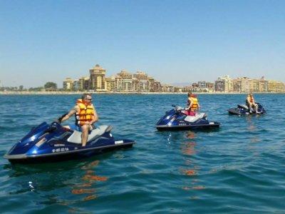 Team building adventure day Alicante