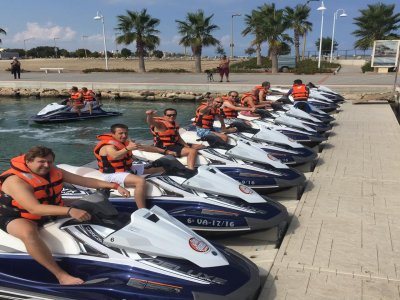 Activities for bachelor party in Denia 3h