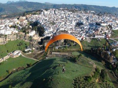 Paratriking for Groups in Granada