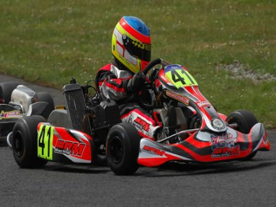 Tockwith Motor Sports Karting