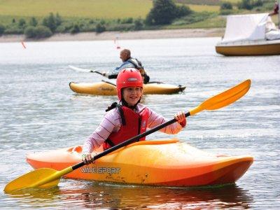 Outdoor + Active Wimbleball Kayaking