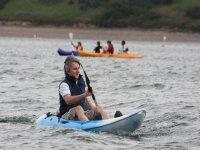 kayaking at Wimbleball
