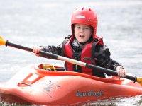 Kiddie kayaker